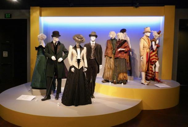 FIDM Museum TV costume exhibition