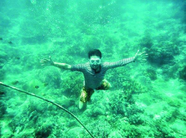 Crystal Bay Nusa Peninda