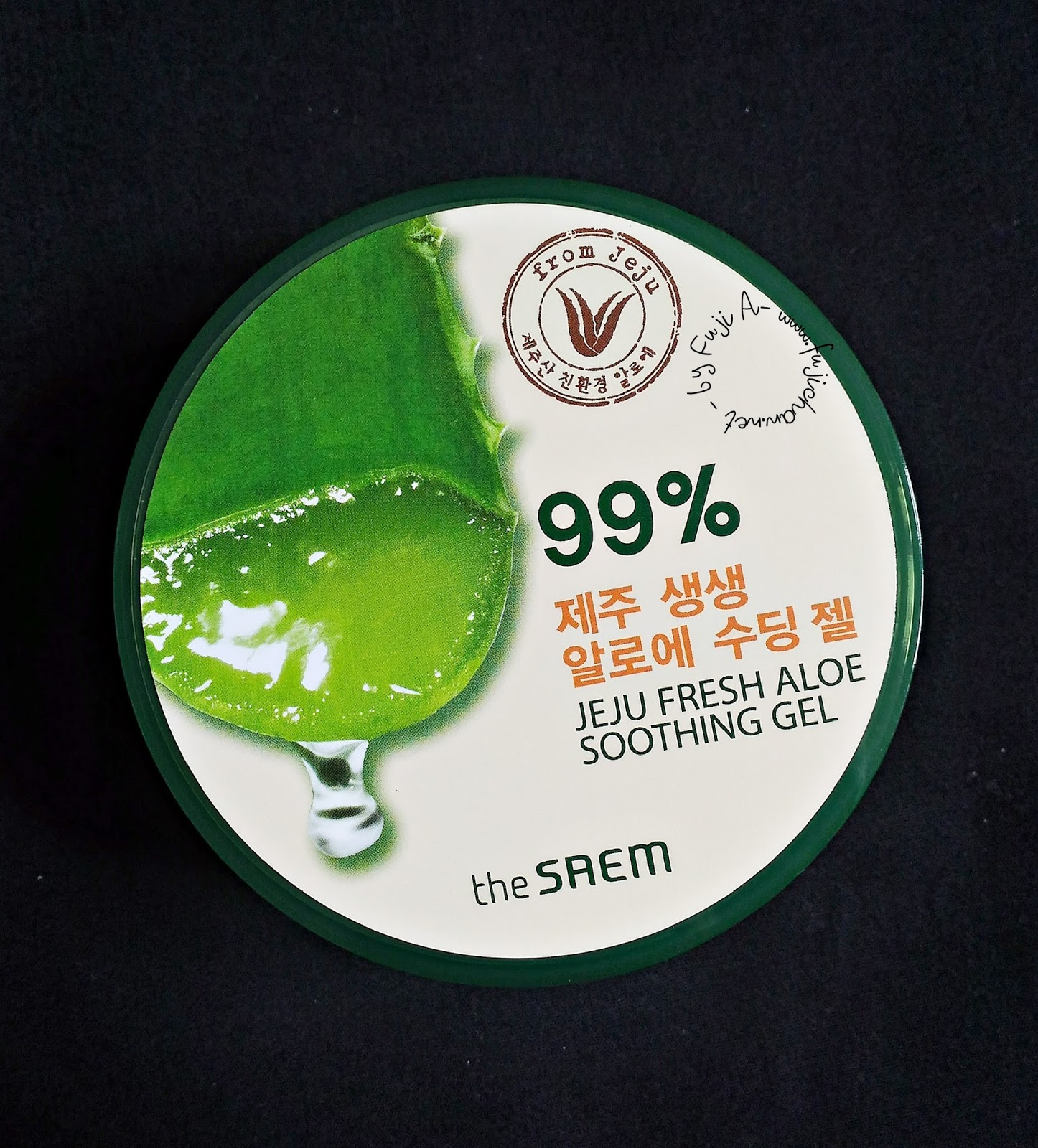 The Saem Jeju Fresh Aloe Vera Soothing Gel Review Fuji Astyanis Blog Snail