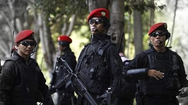 Pasukan Elite Kopassus TNI AD