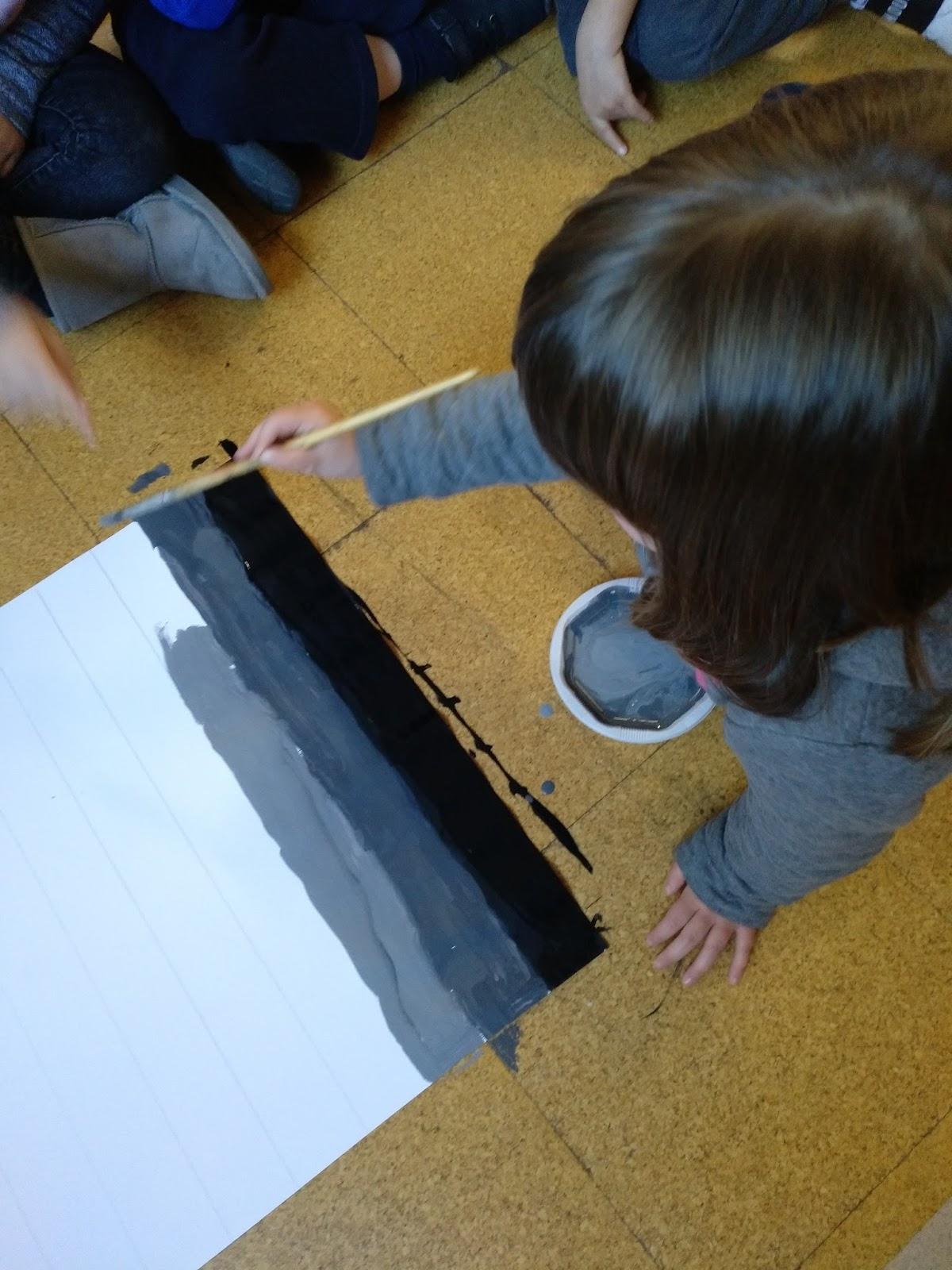 Profe rafa de infantil mezclamos colores el color gris - El color gris ...