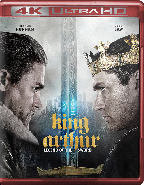 King Arthur: Legend of the Sword [2017] [UHD] [2160p] [Latino]