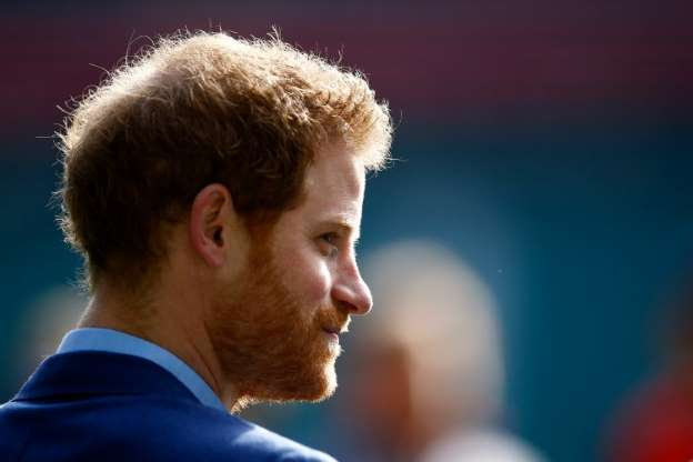 Decision Time For Prince Harry As Meghan Markle Joins Him At Jamaican Wedding