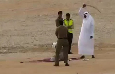 Medieval and barbaric: Public execution in Saudi Arabia