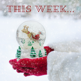 This Week @ Your Library... Dec. 25-29, 2018