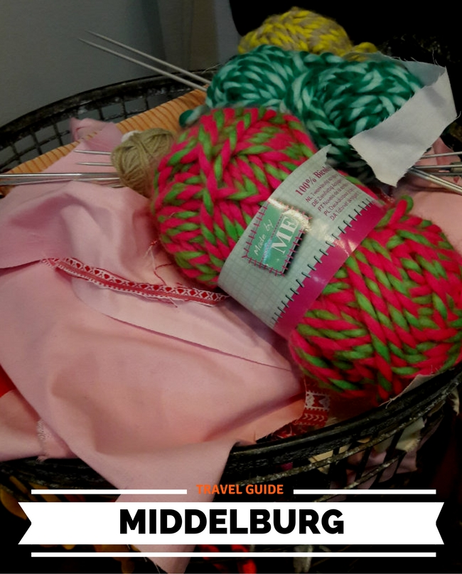 Middelburg: creative travel guide by Happy in Red