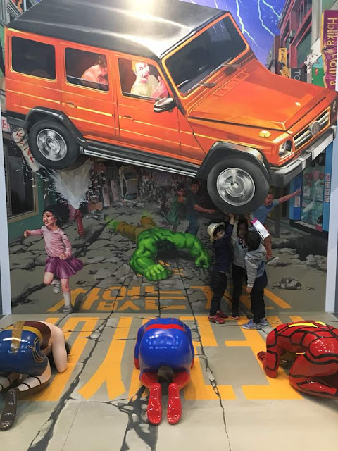 Alive Museum, SkyAvenue, Genting Highland, 3D Museum,