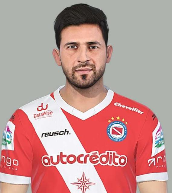 Leonardo Pisculichi Face PES 2018