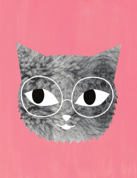 Cute cat illustration | UK lifestyle blog