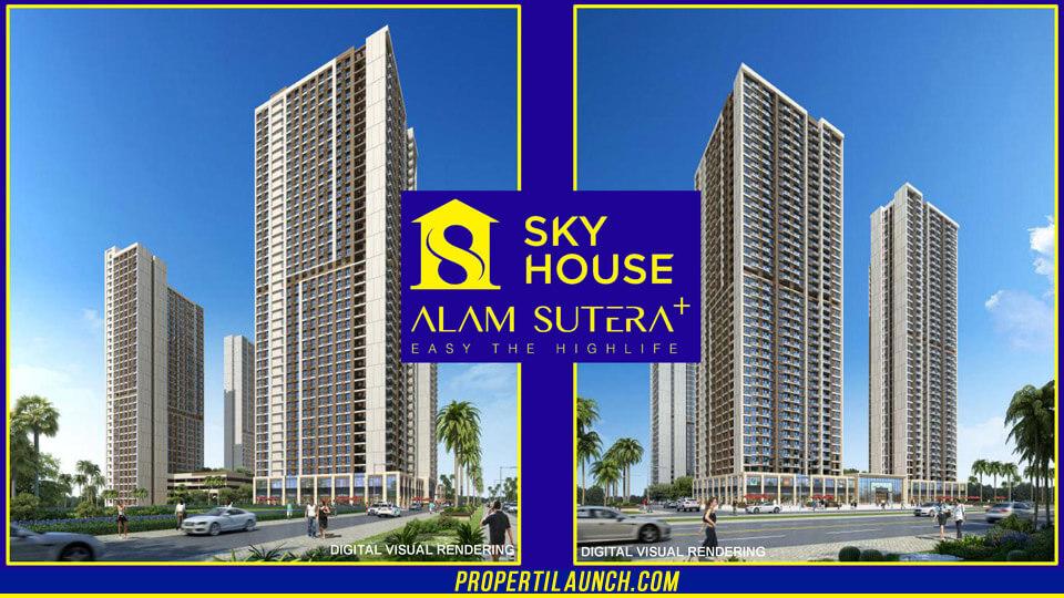 Sky House Alam Sutera