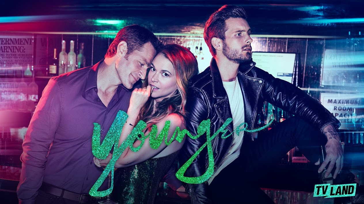 Younger Temporada 3: Triángulo amoroso Liza-Josh-Charles