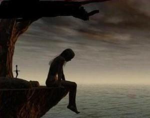 Decepção amorosa e suicídio - Flavio Melo Ribeiro
