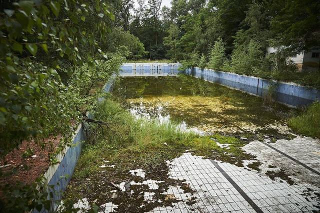 Wunsdorf, base sovietica abandonada en Alemania