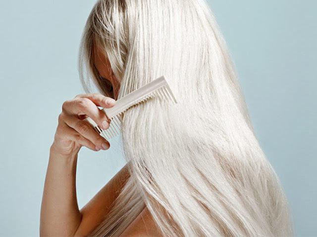 فوائد خلطة الثوم لتطويل الشعر