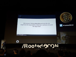 RootedCon 2019 - Mr Looquer - Attacker is looking at you, don't look the other way