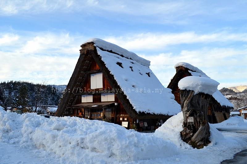 Shirakawa Grassho-zukuri House