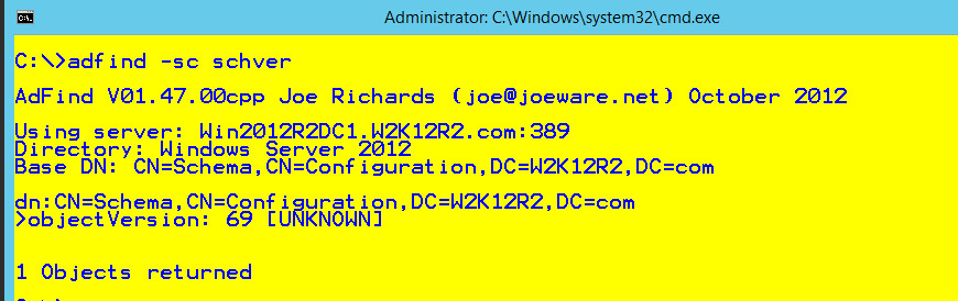 My blog about Active Directory and everything else