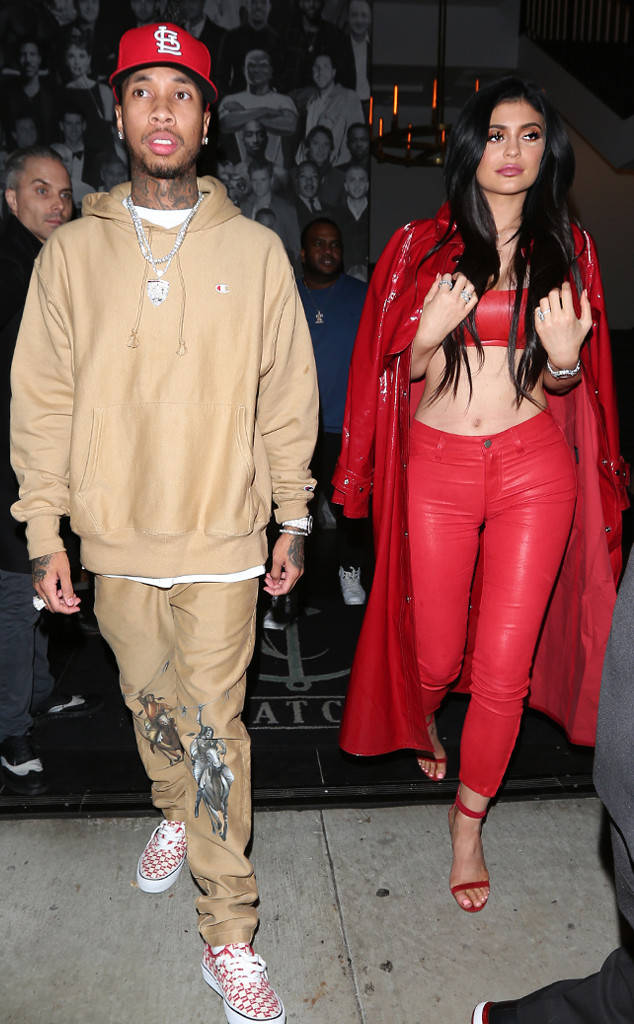 Kylie Jenner & Tyga On The Rocks? — Why She Asked Him To Move Out Again
