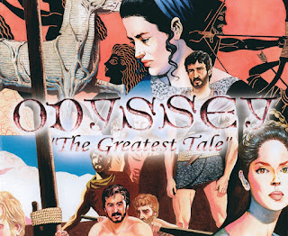 Colossus Projects -2006 - Odyssey - The Greatest Tale