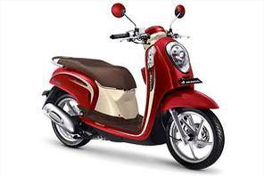 Sewa Rental Honda Scoopy FI Bali