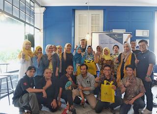 kopdar blogger bersama asuransi syariah sunlife
