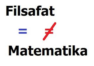 Persamaan dan Perbedaan Matematika dan Filsafat
