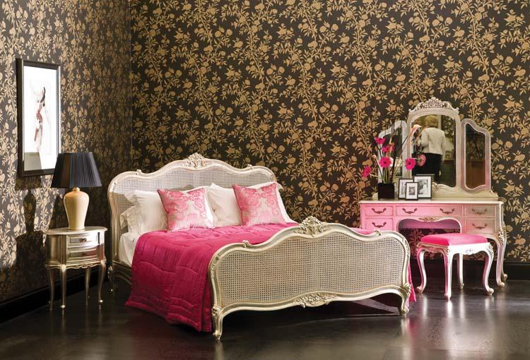 غرفة نوم بنات كلاسيك   ديكور بلس