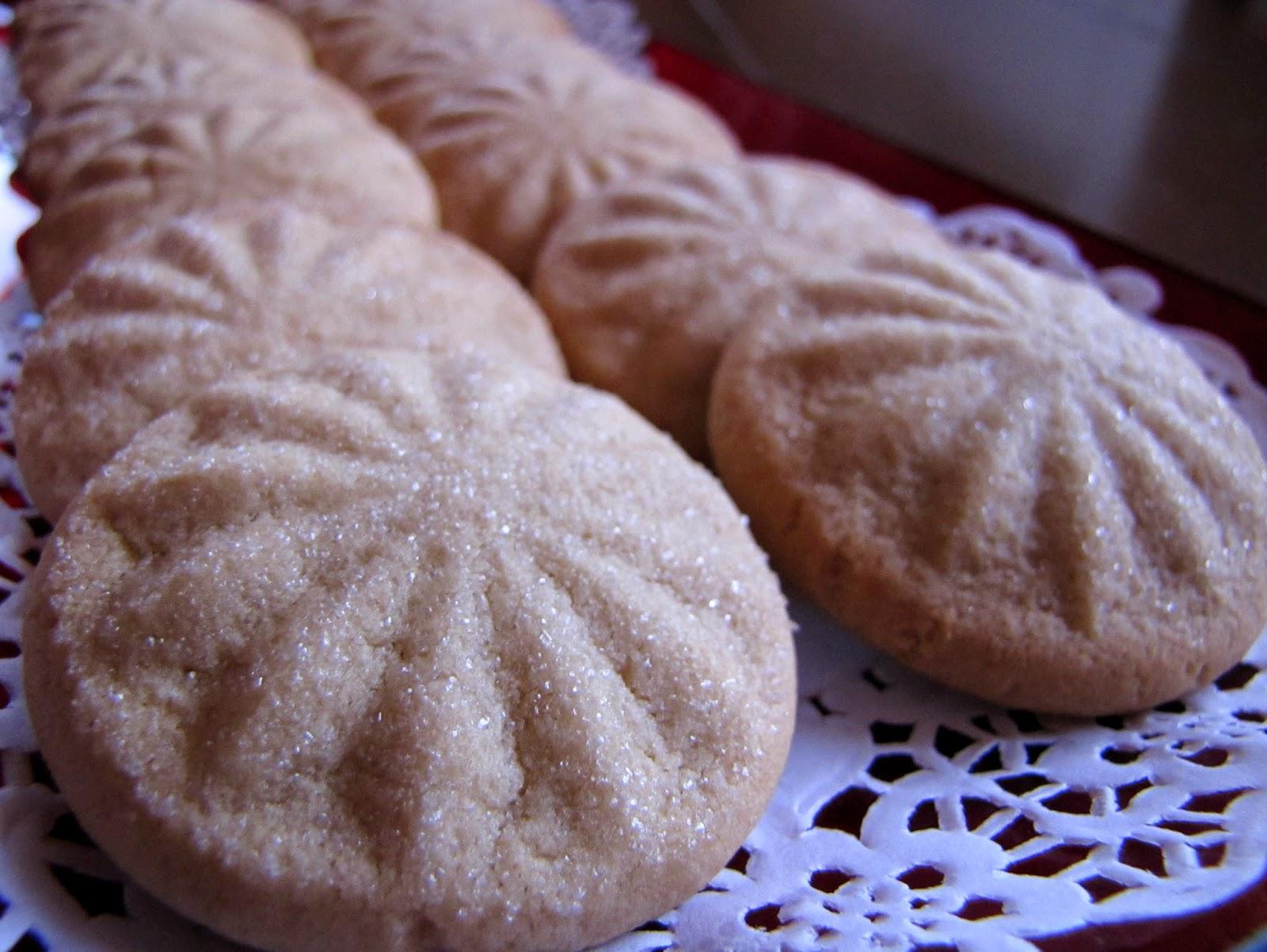 Mennonite Girls Can Cook Brown Sugar Cookies