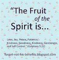 Fruits of the Spirit Blog Series