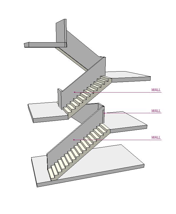 Mec 2 bim t t traponderdelen - Trap voor daken ...