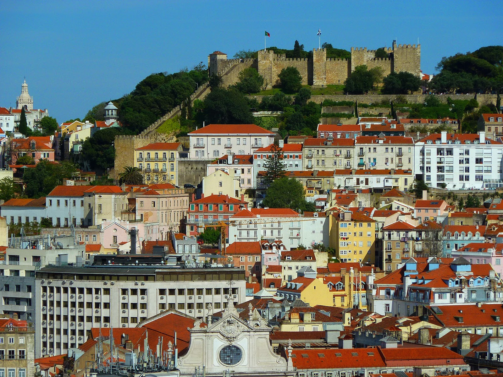 Visit the Lisbon on our Amazing Alentejo Guided Bike Tour