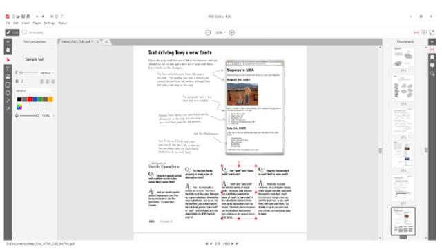 Gratis Editor PDF Icecream buat Windows 10/8/7