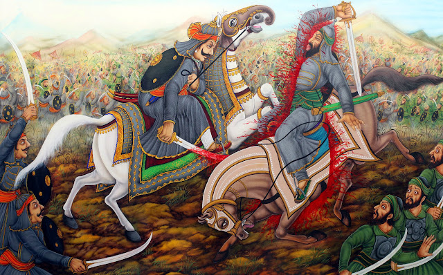 The Great Warrior MAHARANA PRATAP