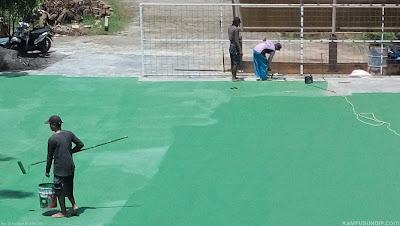 Lapangan Futsal FK Undip Tembalang