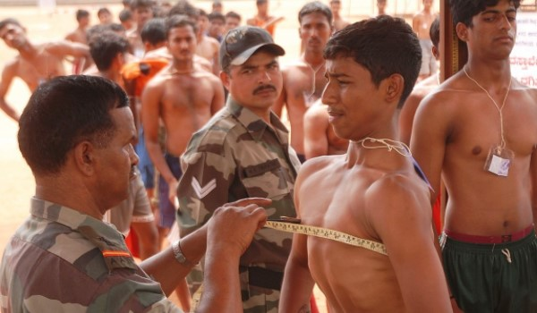 Yanam  Army Rally, Indian Army Rally, Open Bharti Rally