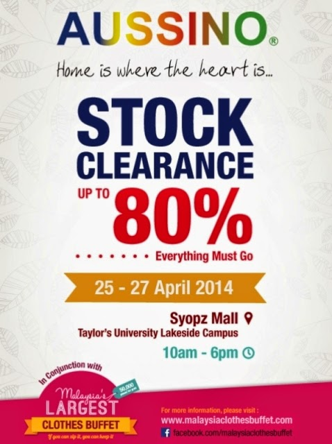Aussino Stock Clearance, Syopz Mall, Aussino, bedding products, clearance stock, sale