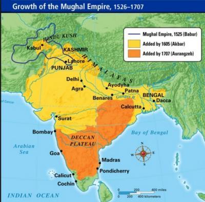 মুঘল-সাম্রাজ্যের-কৃষি-সংকট-এবং-এটি-কিভাবে-উদ্ভূত-হয়েছিল