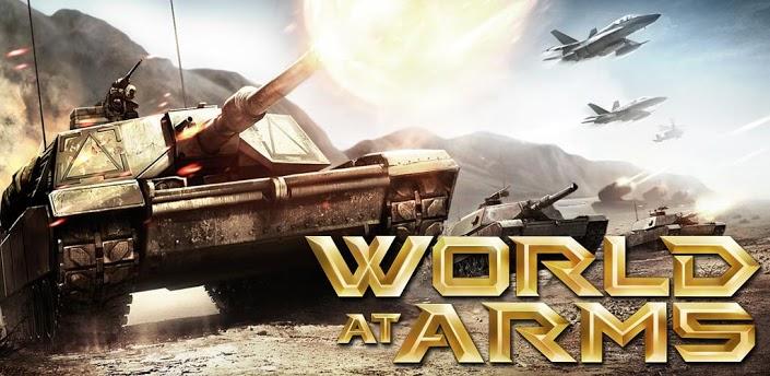 download game world at arms mod apk offline
