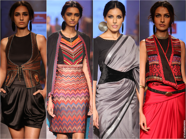 Reliance Trends Presents Tarun Tahiliani-Lakmé Fashion Week Winter/Festive 2015-Fashionopolis-Amena