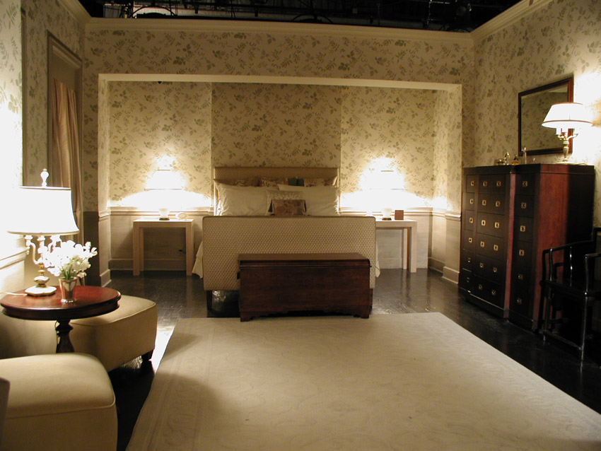 charlottes apartment in sex and the city in Pomona