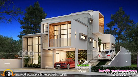Awesome and stylish contemporary style 3 bedroom home