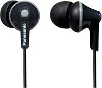 Panasonic RP-TCM125 Ergo Fit Stereo Headset