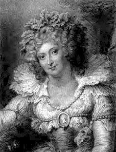 Mrs Fitzherbert  from Memoirs of George IV by Robert Huish (1830)