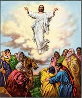 3. Jesus' Ascention