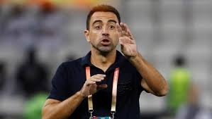 خبر مفاجئ لجماهير برشلونة عن موقف تشافي المدرب الفني