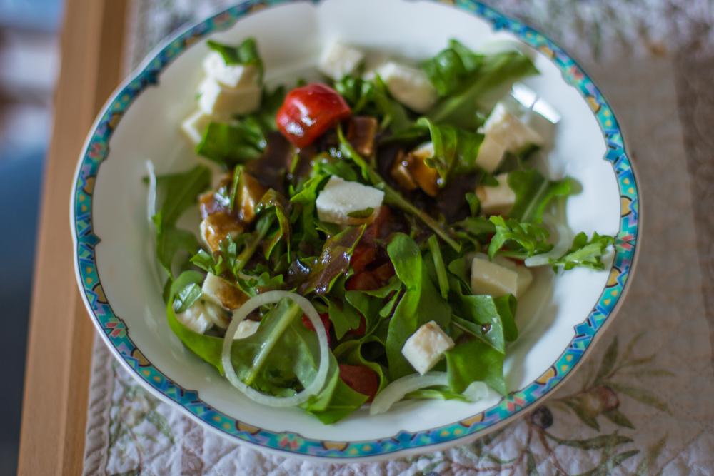 karsten 39 s blog rucola mozzarella salat. Black Bedroom Furniture Sets. Home Design Ideas
