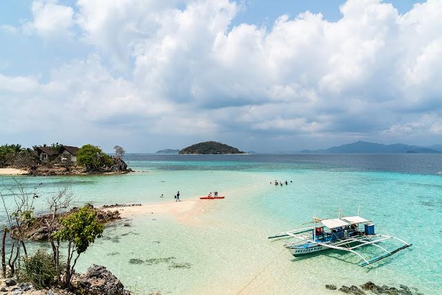 Bulo dos-Calamian-Coron-Philippines
