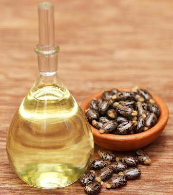 castor oil keeps your lips moist