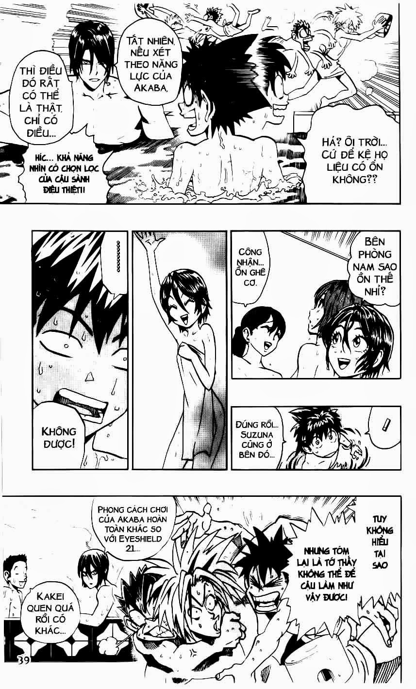 Eyeshield 21 chapter 153 trang 14
