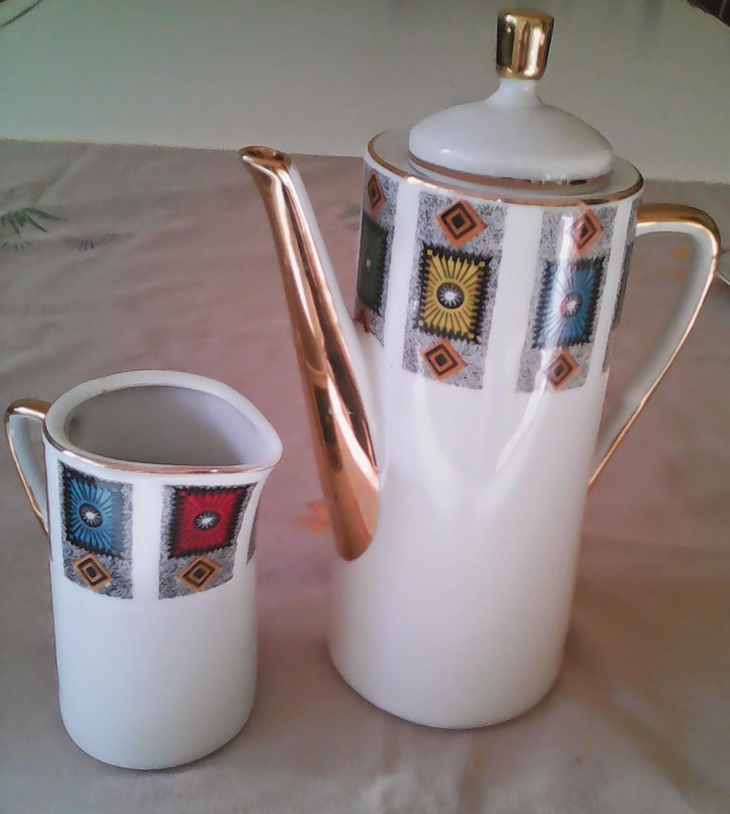 O desv n vintage do pereiro juego de caf vintage - Desvan vintage ...